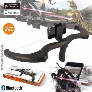 Arco De Realidade Aumentada P/ Smartphone BT Pilhas FOREVER - (GP-300)