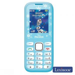 """Telemóvel Dual Sim 2g 1.77"""" Bluetooth Frozen Lexibook - (GSM20FZ)"""