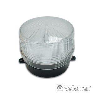 Lâmpada Estroboscópica 12Vdc Branco VELLEMAN - (HAA100W)