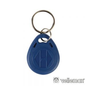 Porta Chaves RFID de Proximidade P/ Controlo Acessos 125kHz - (HAA2866/TAG2)