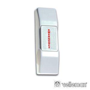 Botão De Pânico Na E Nf 24Vdc 0.5a - (HAA60)