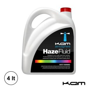 Líquido De Névoa 4l Kam - (HAZE FLUID 4L)