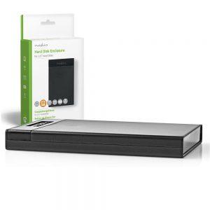 """Caixa P/ Discos Rígidos HDD 2.5"""" SATA III - (HDDE25301BK)"""