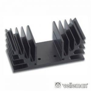Dissipador De Calor P/ K4003 VELLEMAN - (HS4003)