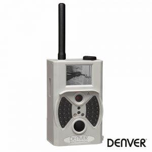 """Câmara Caça 5mp Sensor Pir Gsm Visor 2"""" SD Ip54 DENVER - (HSM-5003)"""