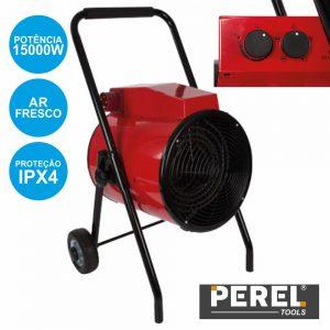 Termoventilador Industrial 15000W Ipx4 Perel - (IH0003)