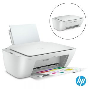 Impressora Multifunções HP Deskjet 2720 All-in-One WiFi - (3XV18B)