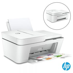 Impressora Multifunções HP Deskjet 4120 All-in-One WiFi - (3XV14B)