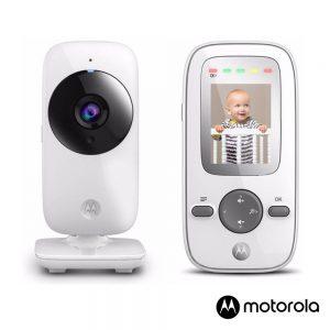 """Intercomunicador c/ video p/ bebé 2.0"""" Motorola - (MBP481)"""