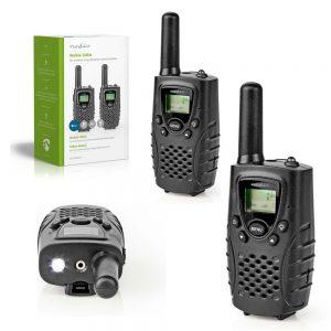 Intercomunicadores S/ Fios 8km 8 Canais - (WLTK0800BK)