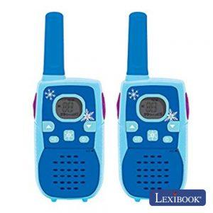 Intercomunicadores S/ Fios Frozen Lexibook - (TW41FZ)