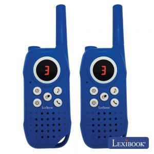 Intercomunicadores S/ Fios 5km Lexibook - (TW42)
