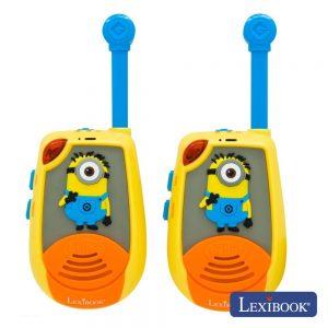 Intercomunicadores S/ Fios Minions Lexibook - (TW25DES)