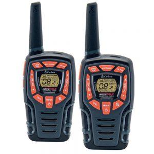 Intercomunicadores S/ Fios 10km 22 Canais Luz LED Cobra - (AM845)