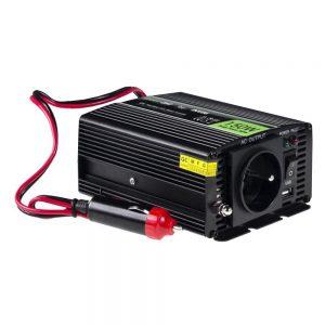 Conversor 12V-230V 150W Onda Modificada GREEN CELL - (INV06)