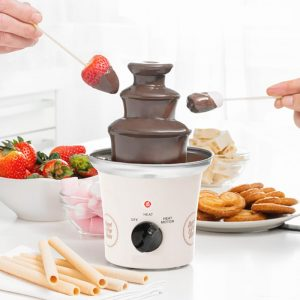 Fonte De Chocolate Elétrica - (INVG053)