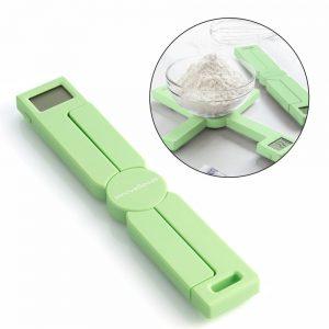 Balança Cozinha Digital Verde 5kg - (INVG251)