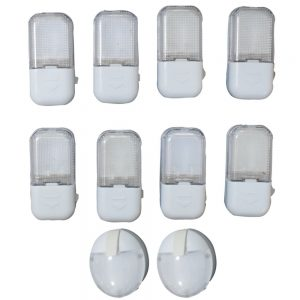 Conjunto Luzes LED Automáticas - (INVGA357)