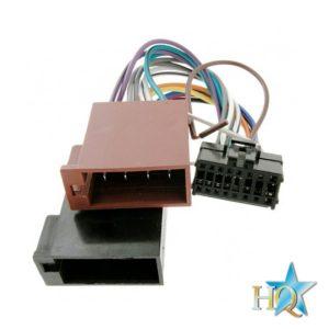 Adaptador ISO Pioneer Car Audio - (ISO-PION16P03)