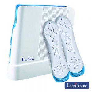 Consola De Jogos S/ Fios 2 Comandos 221 Jogos Lexibook - (JG7425)