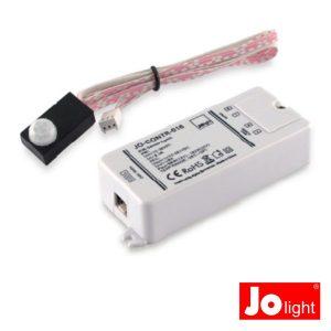 Controlador C/ Sensor Movimentos P/ Fita LEDS 12/24/36v 8a - (JO-CONTR-016)