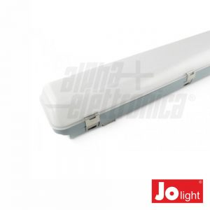 Armadura LED Duplo 70W IP65 Branco Natural 6400lm - (JO426/1502NW)