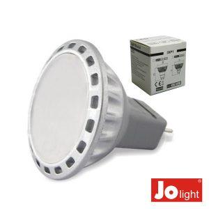 Lâmpada G4 1.5W 10-30V 3 LEDS Branco Frio Jolight - (JO540/10)