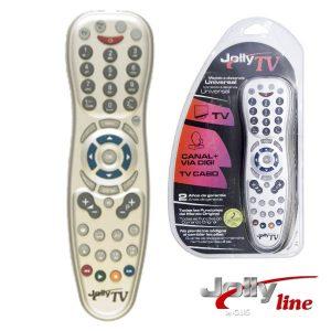 Comando TV Universal TV 1:1 Jolly - (JOLLYTV)