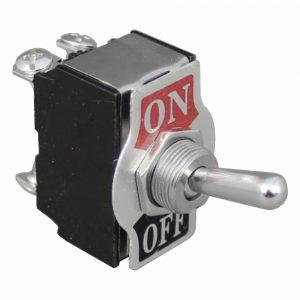 Comutador Alavanca Dpdt 2p On-Off 10a/250v Modelo Económico - (JS-511ALC)