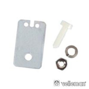Kit De Isolamento P/ To220 VELLEMAN - (K/TO220)