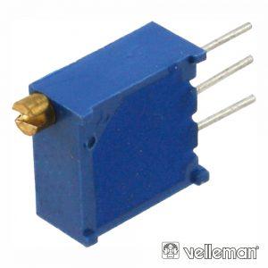 Potenciómetro Ajuste Multivoltas 1k - (K001TW)