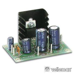 Kit Amplificador 7W Mono VELLEMAN - (K4001)