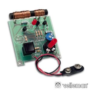 Kit Detector De Metais C/ LED VELLEMAN - (K7102)