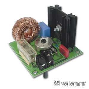 Kit Dimmer Com Potenciómetro VELLEMAN - (K8026)