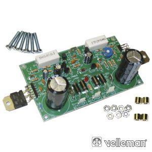 Kit Amplificador De Potência Discreto 200W VELLEMAN - (K8060)