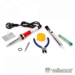 Kit Ferramentas P/ Soldadura VELLEMAN - (K/SOLD3)