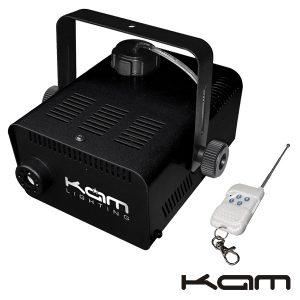 Máquina De Fumos C/ Comando S/Fios 1100W Kam - (KSM1100)