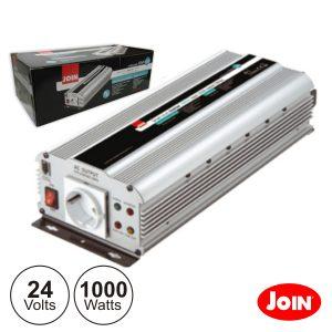 Conversor 24V-230V 1000W Onda Sinusoidal Modificada - (KINV1000/24)
