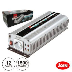 Conversor 12V-230V 1500W Onda Sinusoidal Modificada - (KINV1500)
