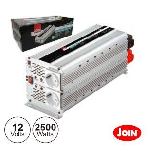 Conversor 12V-230V 2500W Onda Sinusoidal Modificada - (KINV2500)