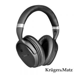 Auscultadores Bluetooth S/ Fios Cancelamento Ruído F7A LITE - (KM0655L)