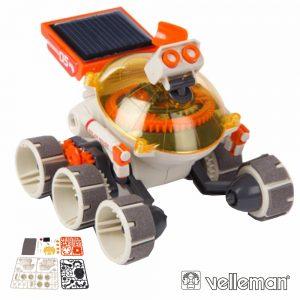 Kit Todo-O-Terreno Solar VELLEMAN - (KSR14)