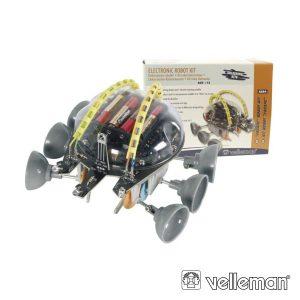 Kit Robô Escape 140x150x100mm VELLEMAN - (KSR4)