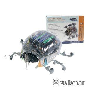 Kit Robô Ladybug 120x150x85mm VELLEMAN - (KSR6)