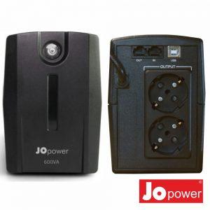 UPS 600VA 360W 230V JOPOWER - (KUPS0600)