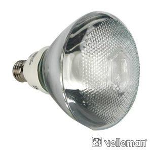 Lâmpada E27 15W 230V Par38 Baixo Consumo - (LAE1F3J)