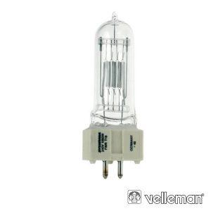Lâmpada Gx9.5 1000W 230V FWr VELLEMAN - (LAMP1000/240FWR)