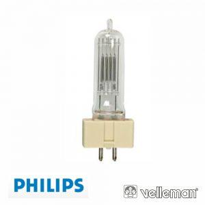 Lâmpada Halogeneo Gx9.5 1000W 230V 3050k Philips - (LAMP1000T)