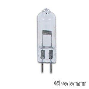 Lâmpada G6.35 250W 24V Halogéneo Philips VELLEMAN - (LAMP250/24EHJ)