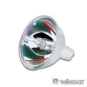 Lâmpada MR16 250W 24V Halogéneo Philips VELLEMAN - (LAMP250/24ELC5H)